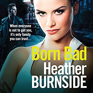 Born Bad audiobook cover art