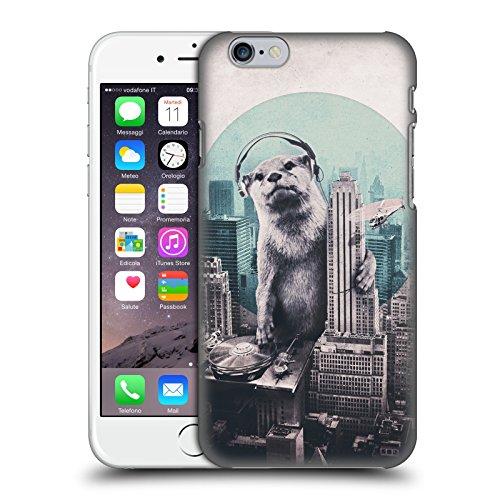 Head Case Designs Licenza Ufficiale Ali Gulec DJ con Convinzione Cover Dura per Parte Posteriore Compatibile con Apple iPhone 6 / iPhone 6s