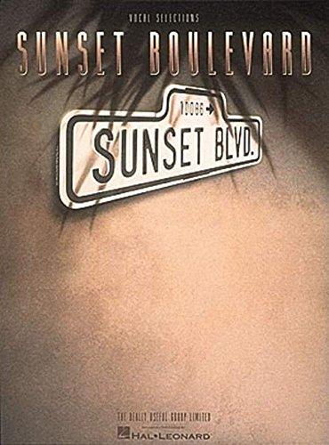 Andrew Lloyd Webber Sunset Boulevard Voc