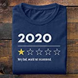 Trending 2020 Very Bad Would Not Recommend Funny T-shirt, Hoodie, Long Sleeve Shirt, Sweatshirt For Women Men