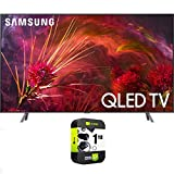 Samsung QN55Q8FNB Q8 Series 55in Q8FN QLED Smart 4K UHD TV (2018...