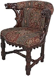 Madison Collection Kingsman Manor Dragon Chair