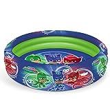 Mondo Spa 16689 aufblasbarer Pool, Durchmesser 100 cm, Pyjamasques150, mehrfarbig, 20, 5000 x 5, 0000 x 28, 5000 cm