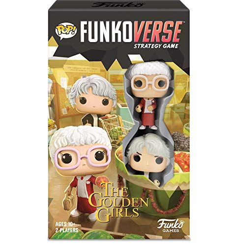 Funko Pop! Funkoverse: Golden Girls Expandalone, Multicolour