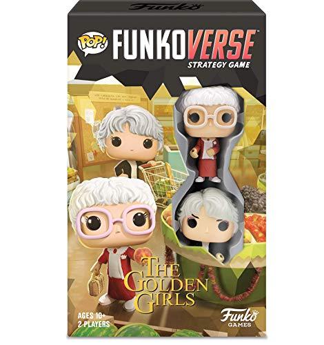 POP! Funkoverse: Las chicas de oro