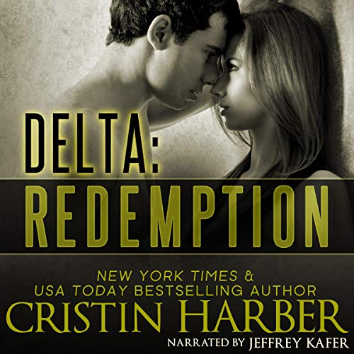 Delta: Redemption audiobook cover art