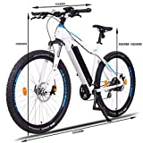 Zoom IMG-2 ncm moscow plus bicicletta elettrica