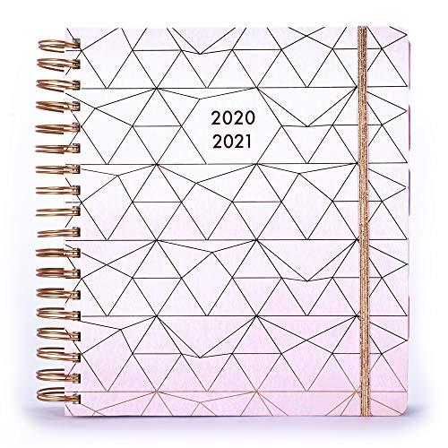Positive Planificador Semanal Tri-Coastal Design 2020 Agenda 17 meses