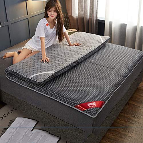 Japanisch Boden Futon Matratze,Faltbare Traditionell Sleeping Pad Matratze Matt Tatami Kissen Matten Für Yoga Meditaion Startseite Camping