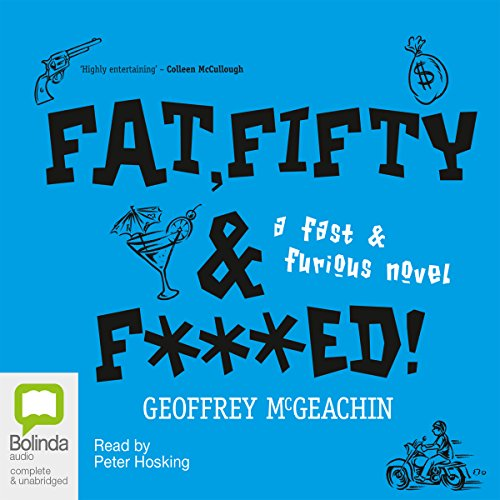 Fat, Fifty, and Fxxxed! audiobook cover art