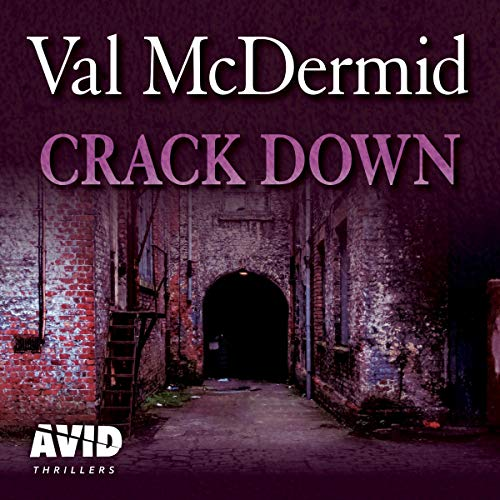 Crack Down cover art