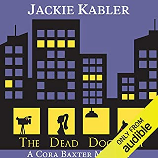 The Dead Dog Day     The Cora Baxter Mysteries, Book 1              By:                                                                                                                                 Jackie Kabler                               Narrated by:                                                                                                                                 Zara Ramm                      Length: 9 hrs and 11 mins     24 ratings     Overall 4.3