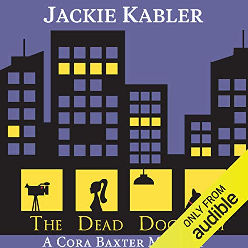The Dead Dog Day audiobook cover art