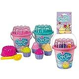 ANDR.SECCHIELLO CUP CAKE 21 C/ACCES 1290 , Modelos/colores Surtidos, 1 Unidad