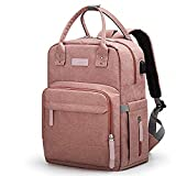 Diaper Bag Backpack Upsimples Multi-Function Maternity Nappy Bags for...