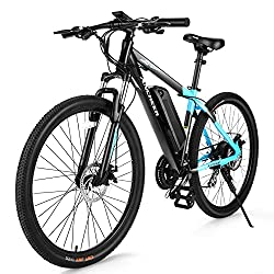 ANCHEER Blue Spark Electric Bike