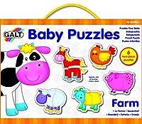 Baby Puzzles Farm [並行輸入品]
