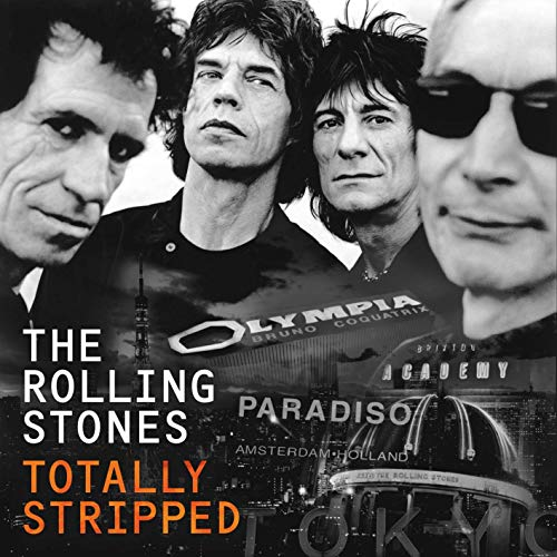 Totally Stripped [LP]