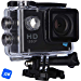 "NK Cámara Deportiva AC3101-FH, 12Mpx Full HD 1080p, Pantalla LCD 2.0"", Resistencia al Agua 30m, Salida HDMI, Negro"