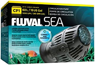 Fluval Sea CP1 Circulation Pump for Freshwater & Saltwater Aquariums, 14345
