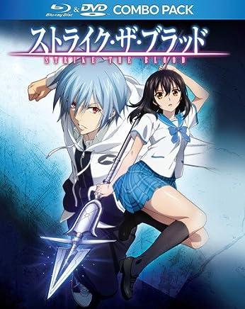 STRIKE THE BLOOD DVD/BD TV SERIES COLLECTION - ストライク・ザ・ブラッド[Blu-ray][Import]