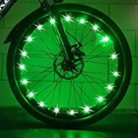 Cdyklcb Waterproof LED Bike Wheel Lights
