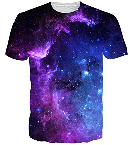 Goodstoworld para Mujer para Hombre 3D Camiseta Impresa de Verano de...