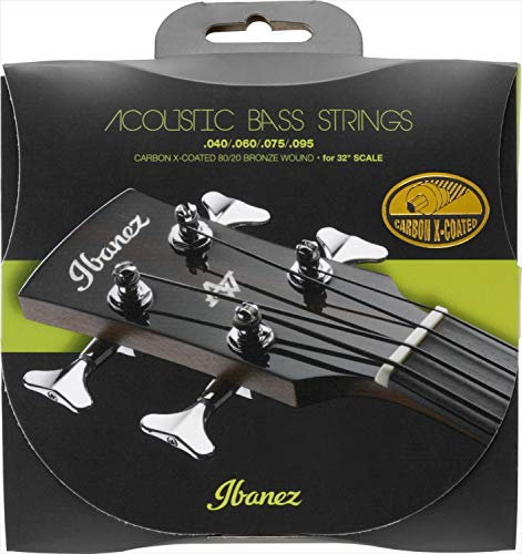 IBANEZ Carbon Coated Strings for 32' Scale Acoustic Bass - 040-095 80/20...