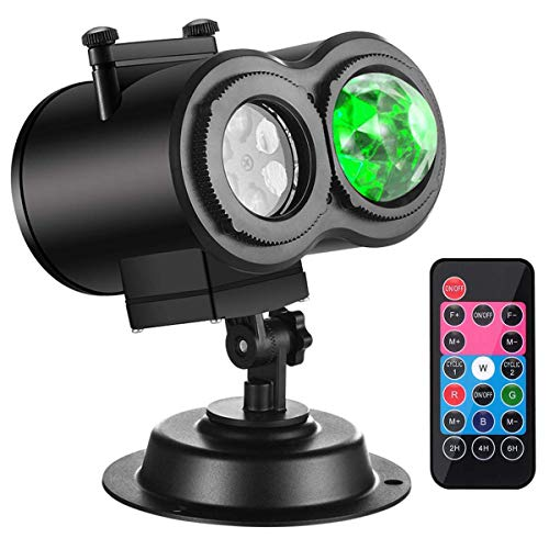 proyector de luces de navidad de la marca E-link