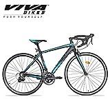 Viva Cruiser VB-6203 (700c) Alloy Road Bike (Teal...