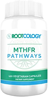 Rootcology MTHFR Pathways, 120 Capsules, by Izabella Wentz Author of The Hashimoto's Protocol