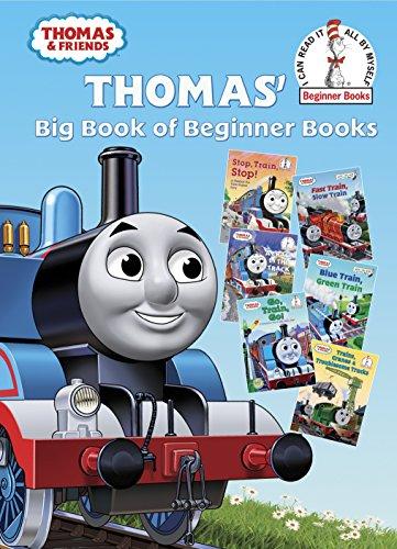 Thomas' Big Book of Beginner Books (Thomas & Friends) (Beginner Books(R))