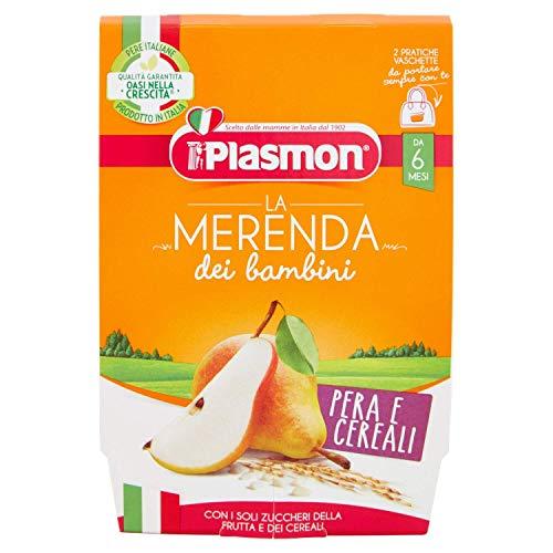 Plasmon Merenda Pera Cereali - 3.49 kg