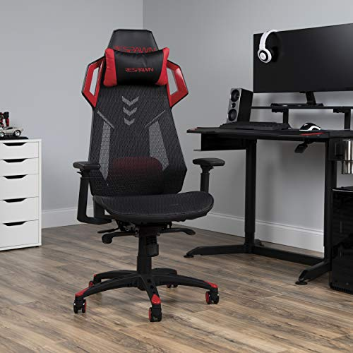 RESPAWN 200 Racing Style Gaming Chair, in Red RSP 200 RED