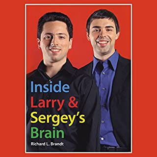 Inside Larry's and Sergey's Brain audiobook cover art