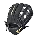 EASTON PRIME Slowpitch Softball Glove | 2020 | Right-Hand Throw | 13' | All Position Glove | H Web | Prime Cowhide Leather | Super Soft Palm Lining Enhance Grip + Comfort | Deep Pocket | PM1300SP