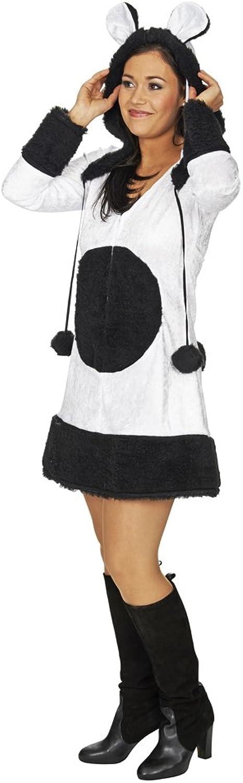 Panda Bär Kostüm für Damen Gr. 40 42 - Tolles Tierkostüm für Karneval B00OK35HAQ Ausgezeichnet  | Won hoch geschätzt und weithin vertraut im in- und Ausland vertraut