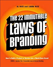 The 22 Immutable Laws of Branding (text only) by A.Ries.L.Ries
