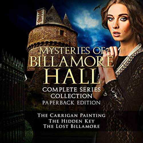 Couverture de Mysteries of Billamore Hall Series: Complete Series Collection