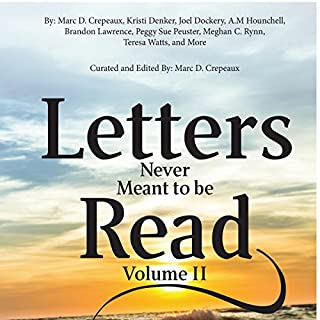 Letters Never Meant to Be Read, Volume 2 audiobook cover art