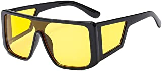af491e0b74 MEIHAOWEI Moda gafas de sol cuadradas de gran tamaño Mujeres Escudo Vintage  Sun Glass Big Frame