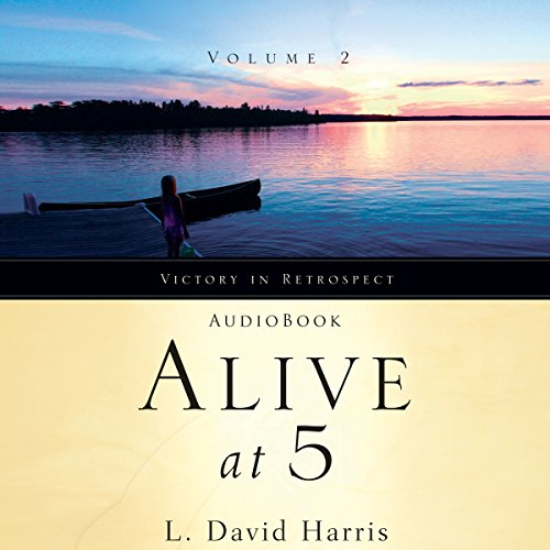 Alive at 5 audiobook cover art