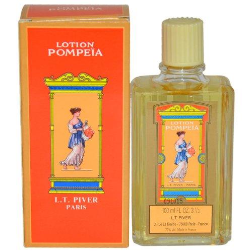 L.T Piver Pompeia Lotion Women Eau De Cologne Spray, 3.3 Ounce