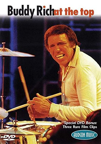 Buddy Rich: At The Top DVD. Für Schlagzeug