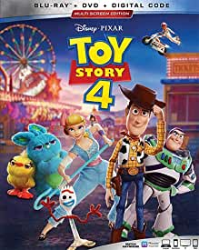 TOY STORY 4 comes home to Digital October 1st and on 4K, Blu-ray, DVD October 8th from Disney and Pixar