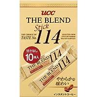 ザ・ブレンド114 スティック 10本入り UCC