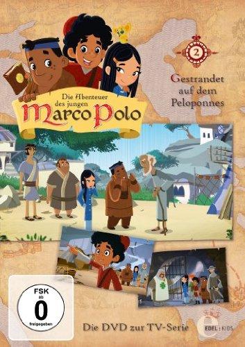 Die Abenteuer des jungen Marco Polo, Folge 2 - Gestrandet auf dem Paleponnes