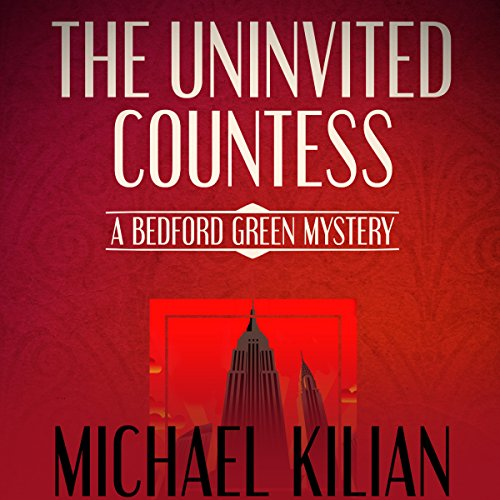 The Uninvited Countess audiobook cover art