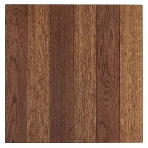Achim Home Furnishings FTVWD22320 Nexus 12-Inch Vinyl Tile, Wood Medium Oak Plank-Look, 20-Pack, Set...