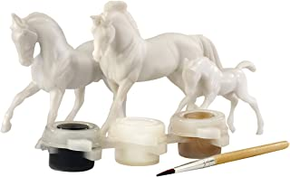 Breyer Stablemates Horse Family Painting Craft Activity Set
